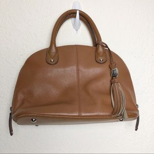 Tignanello Brown Hand Bag